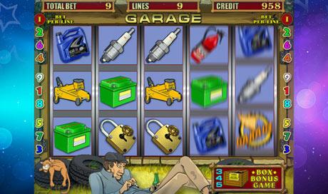Играть В Автомат Гараж